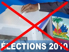 Haiti - Elections : Partial annulment of elections in Saint-Marc