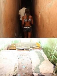 Model Hooker Haiti