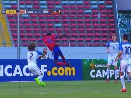 Haiti - Sports: Heavy defeat of the Grenadiers face the USA [4-1]
