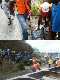 Haiti - Security : Two accidents at Aquin make 7 victims