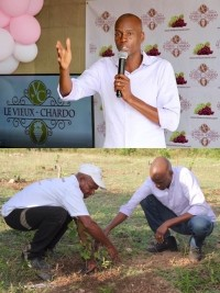 Haiti - Agriculture : Jovenel Moïse promises his support for the revival of grape growing