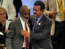 Haïti - République Dominicaine : Hommage de Leonel Fernández à René Préval