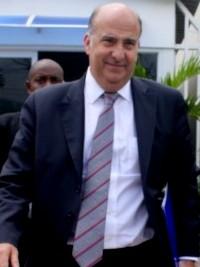iciHaïti - USA : Kenneth Merten en mission sur l'île