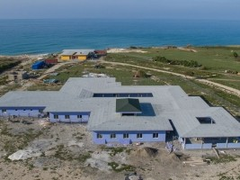 Haiti - Health : Official Opening of the First Hospital of Côtes-de-Fer