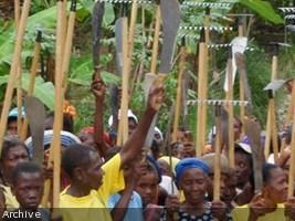 iciHaïti - Agriculture : Inauguration d'une banque d'outils et d'intrants agricoles