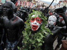 Haiti - Jacmel : Divergent opinions on the holding of the Carnival in 2011