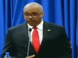 Haiti - FLASH : Jacques Guy Lafontant presents his General Policy Statement
