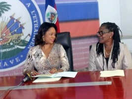 Haiti - Politics : MHAVE Promises to the Diaspora