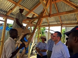 Haiti - Matthew : US aid in the South exceeds $100M