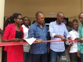 Haiti - Politics : Inauguration of 3 new Regional centers of identity document