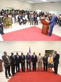 Haïti - FLASH : Moïse annonce la reconstruction du Palais National