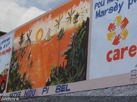 iciHaiti - Europe : Closing of the «Katye  nou pi bèl» project in Carrefour