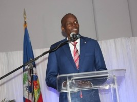 Haïti - FLASH : Promesses du Président Moïse à la diaspora