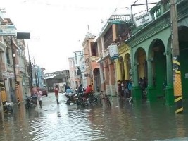 Haiti - FLASH : Heavy rain on the South, significant damage (provisional assessment)