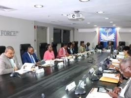 Haïti - Politique : Deuxième Conseil de Gouvernement