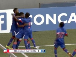 Haiti - Football U-17 : Our young Grenadiers eliminated by Honduras [3-1]