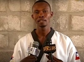 Haiti - Sports : Wilfrantz Beaubrun, gold medalist in Tangsudo