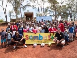 iciHaïti - Samba 360 : Clinique de football à Panyol