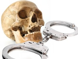Haiti - Religion : A Haitian arrested in DR in possession of a human skull