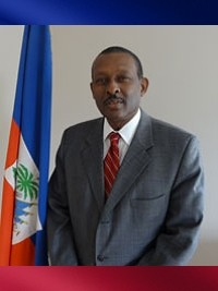 Haiti - 214th of Flag : Message from Guy Lamothe, Ambassador of Haiti to Mexico