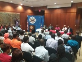 Haiti - Politics : Freedom of Expression in Haiti and the United States