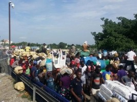 Chaos and Confusion on the Dajabon Border Market