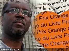 iciHaiti - Literature : Haitian writer Dalembert finalist of the Prix Orange 2017