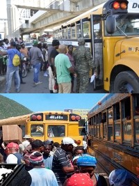 Nearly 3,500 Haitians repatriated every month to the border of Dajabón