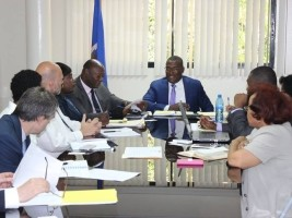 Haiti - Policy : Towards a partnership between IDB and OMRH