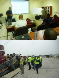 Haiti - Security : Training against narco-trafficking