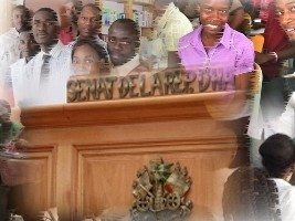 Haiti - Politics : Senate ratifies Student Credit Act