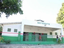Haiti - Health : Inauguration of a Maternity in Gressier
