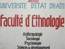 iciHaiti - Faculty of Ethnology : Formation of a Commission of Inquiry