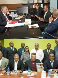 Haiti - DR : Bilateral Development Project for Baseball in Haiti