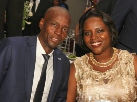 iciHaiti - Diaspora : Gala dinner in honor of the presidential couple