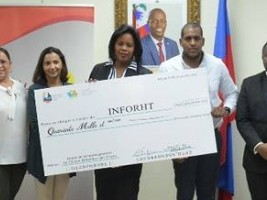 Haiti - Tourism : 2,5 million Gourdes to rehabilitate IFORHT des Cayes
