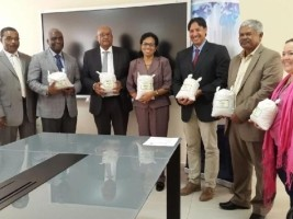 Haiti - Panama : Donation of rice and maize seeds