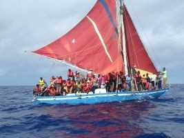 Haiti - Security : 102 boat-people repatriated to Cap-Haitien