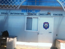 Haiti - Justice : The Anti-Spoliation Brigade soon into operation
