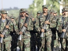 Haiti - FLASH : Military reinforcement at the Dominican border