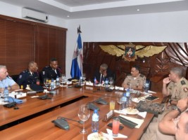 Haiti - Politics : PNH and the Dominican Ministry of Defense discuss border security