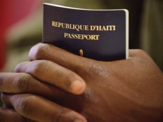 Haiti - Politic : A history of passports...