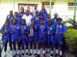 iciHaïti - Foot féminin U-17 : Des Grenadières exceptionnelles