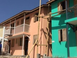 Haiti - Humanitarian : New houses for 48 families in Grand Ravine