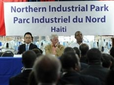 Haiti - Economy : North Industrial Park, all the details