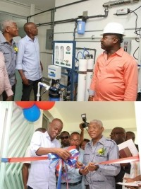 Haiti - Health : Inauguration of a dialysis service in Les Cayes