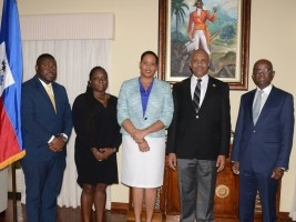 iciHaiti - Tourism : Official visit of the Secretary General of the CTO