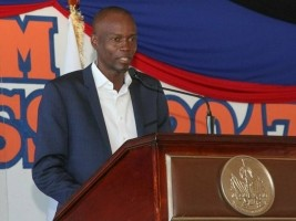 Haiti - Politics : Moïse at the first Youth Forum, warns !