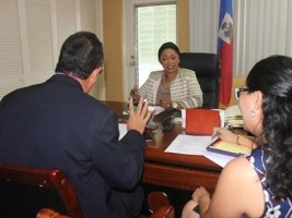 Haiti - Diaspora : MHAVE seeks to strengthen cooperation with Mexico