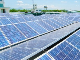 Haiti – Technology : Inauguration of a solar power plant in Tabarre